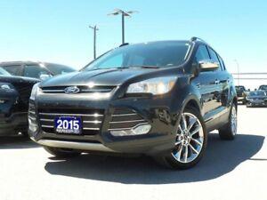 2015 Ford Escape SE 1.6L I4 ECOBOOST