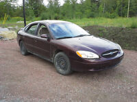 2001 Ford Taurus Berline
