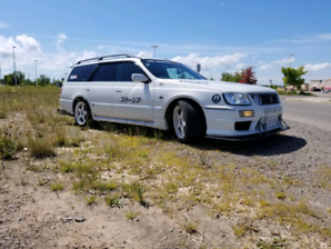 1999 Nissan Stagea RS-V 25t WITH SAFETY