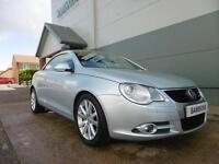 Volkswagen Eos 2.0TDI CR ( 140ps ) 2009MY