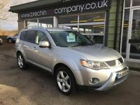 Mitsubishi Outlander 2.0DI-D ( Lth ) Warrior - FINANCE AVAILABLE