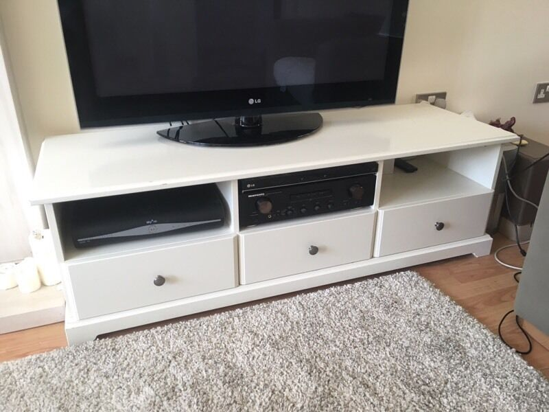 ikea liatorp tv stand in great condition in southampton hampshire gumtree. Black Bedroom Furniture Sets. Home Design Ideas