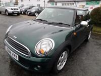 Mini 1.4 One 2009, VERY NICE COND, 6m WARRANTY, 12 MONTH MOT, HPI CLEAR.