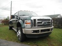 Ford F-450 KING RANCH Double roue