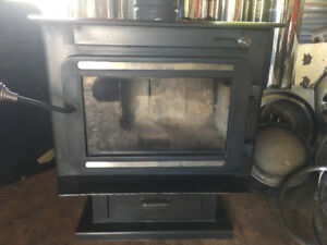 Selling our air tight wood stove