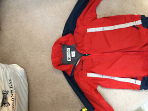 Columbia spring/fall boys light jacket with hood