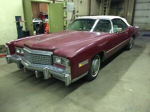 1975 Cadillac Eldoraro Converitble for sale!!