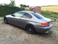 BMW - 335D - 335 d - E92 - Coupe