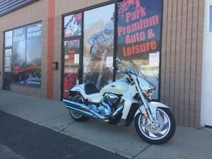 Mint Condition 2007 Suzuki Boulevard M109 only $79 bi-weekly!