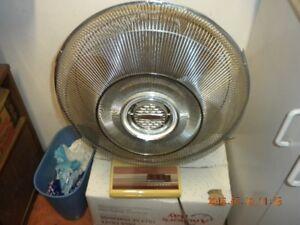 Ventilateur de 18 pouces.