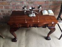 ANTIQUE COFFEE TABLE FREE DELIVERY SOLID WOOD