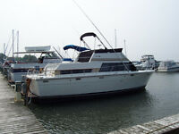 Power Boat - Pre-Purchase Research - Inspections - Consulting