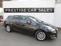 2013 Vauxhall Astra 1.7 CDTi ecoFLEX 16v SE 5dr (start/stop)