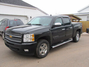 2012 Chevrolet Silverado 1500 LTZ ...New Mvi & Warranty!!