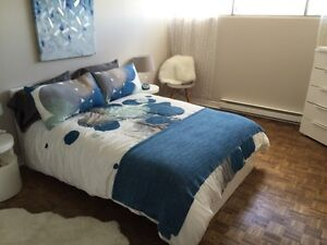 Beautiful renovated two bedroom apartment at Baseline Road