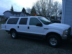2004 Ford Excursion XLT SUV, Crossover