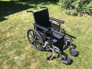Breezy Hemi Wheelchair.