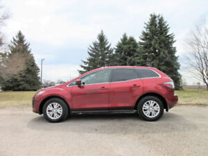 2010 Mazda CX-7 Crossover- ONE OWNER SINCE NEW!!  CERTIFIED