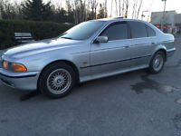 1998 BMW 5-Series 528I 5 speed OnLy $3500