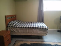 Large furnished room for rent in Thickwood area