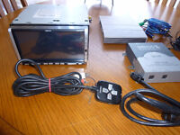 Clarion dvd player with extras