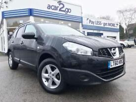 2010 Nissan QASHQAI VISIA PLUS 2 Manual Hatchback