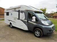 2013 3 Berth Knaus Sun TI 700lx Left Hand Drive Motorhome For Sale