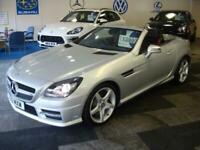 2012 Mercedes-Benz SLK 1.8 SLK200 BlueEFFICIENCY AMG Sport Edition 125 7G-Tronic