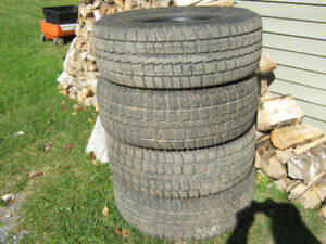 Cooper Discoverer M & S Snow Grove Tires