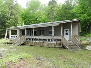 Cottage for Sale on Mackie Lake - Plevna, ON