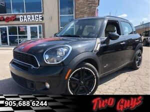 2014 Mini Cooper Countryman ALL4 S Navigation Automatic