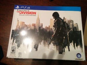 TOM CLANCY'S THE DIVISION COLLECTOR EDITION