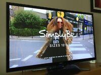 Samsung SMART 60 inch Plasma TV