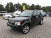 2010 Land Rover Discovery 4 3.0TDV6 ( 242bhp ) 4X4 Auto XS
