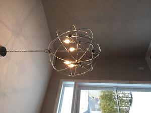 3 luminaires pour cuisine et salle à manger