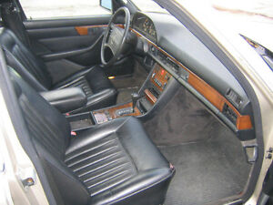 1988 Mercedes-Benz 420SEL Cambridge Kitchener Area image 6