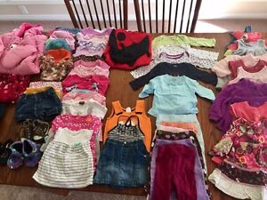 Girls clothing bundle 6-12months (approx 66pcs)