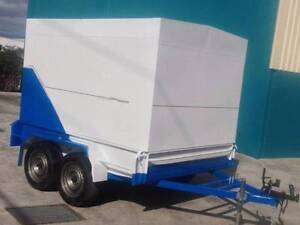 8x6 TANDEM ENCLOSED TRAILER WITH FOLD DOWN RAMP!! Coolaroo Hume Area Preview