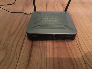 Router Cisco RV120W