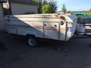 FOLD DOWN TRAILER FOR SALE