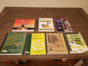 OH&S NCSO Training/Course Handbooks