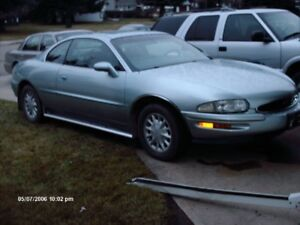 1995 buick reviera supercharged