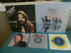 Vinyl Records/LP's Bob Seger Lot of 5
