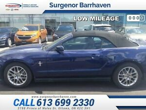 2012 Ford Mustang V6 Premium  - Bluetooth -  SYNC - Low Mileage