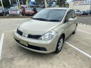 2009 Nissan Tiida Automatic 4 Cylinder 121,000 km 3 Month Rego  Mount Druitt Blacktown Area Preview