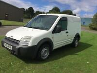 2006 06 PLATE FORD TRANSIT CONNECT SWB