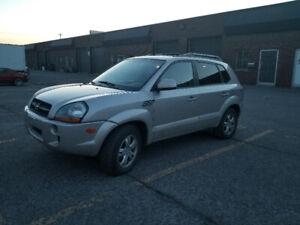 2006 Hyundai Tucson v6  2.7