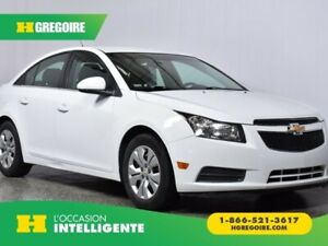 2012 Chevrolet Cruze LT Turbo w/1SA Automatique