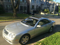 2003 Mercedes-Benz CL-Class 5.0L CL-500 Coupe (2 door)