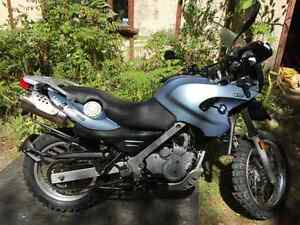 2001 BMW f650gs for sale or trade